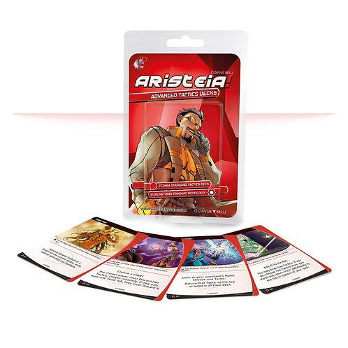 Aristeia Advanced Tactics Decks (FR)