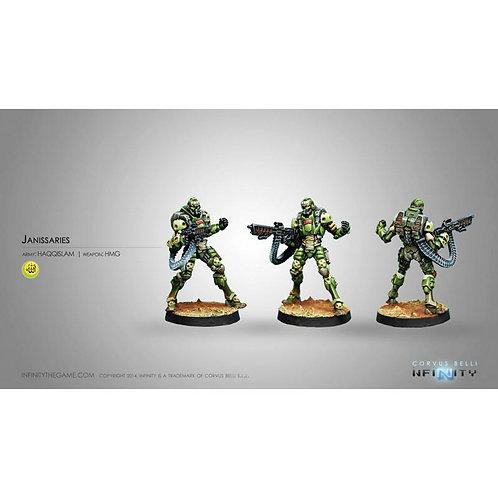 Janissaries (HMG)