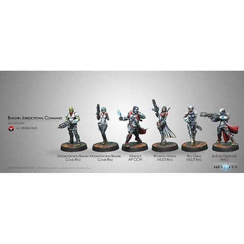 Bakunin Jurisdictional Command (Sectorial Starter Pack)