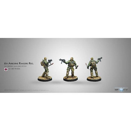 6th Airborne Rangers (SMG, AP CCW)
