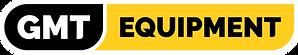 GMT Equipment logo (on black background)