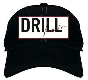 Drill London cap sample sketch