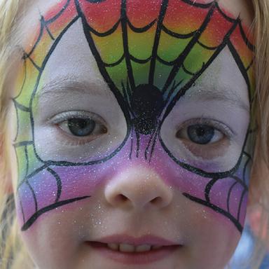 Rainbow Spider-man