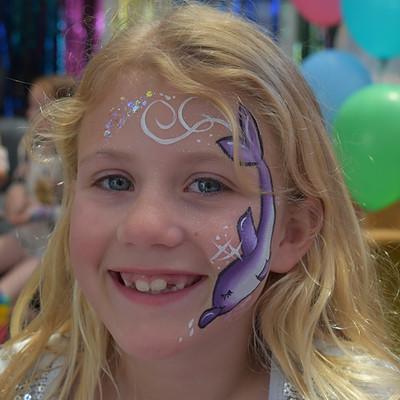 Georgia's 8th Birthday