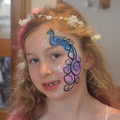 Mia's 8th Birthday