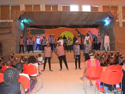 Tuishi Pamoja Musical
