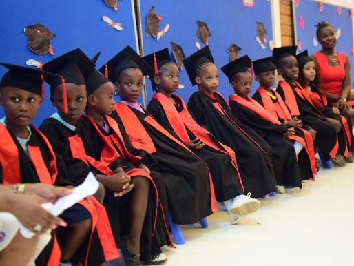 Fun Day & 2nd Annual Graduation Ceremony