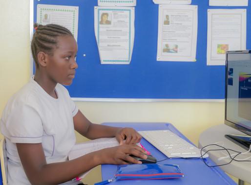 Mudzini School Embraces E-learning