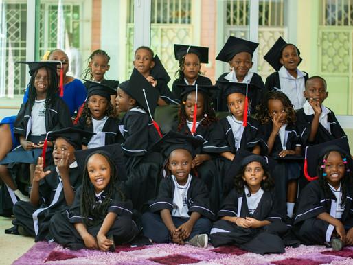 KG3's Graduation Ceremony 2021