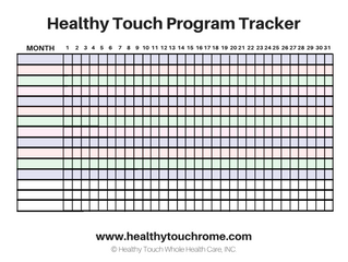 Free Download - Nutrition Program Tracker