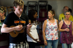 students learning cavaco