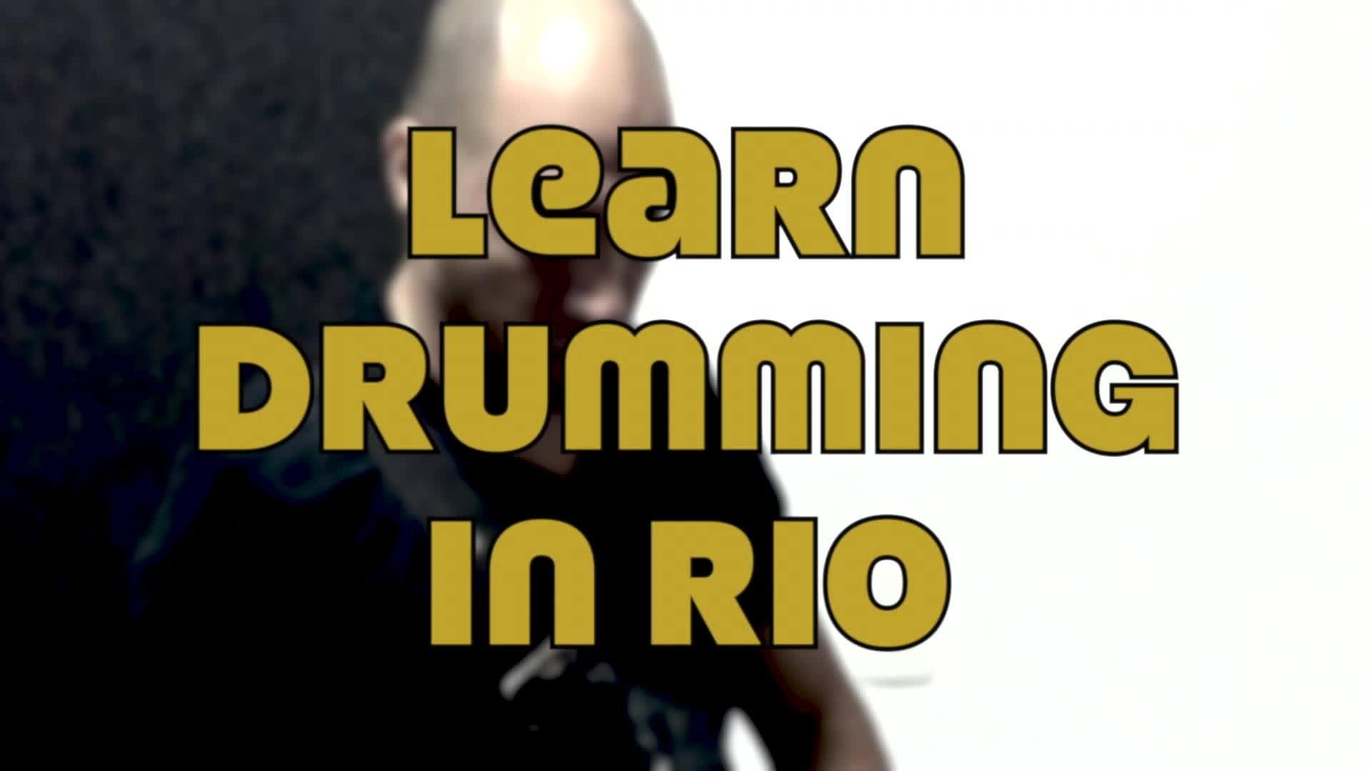 Escola de bateria Rio