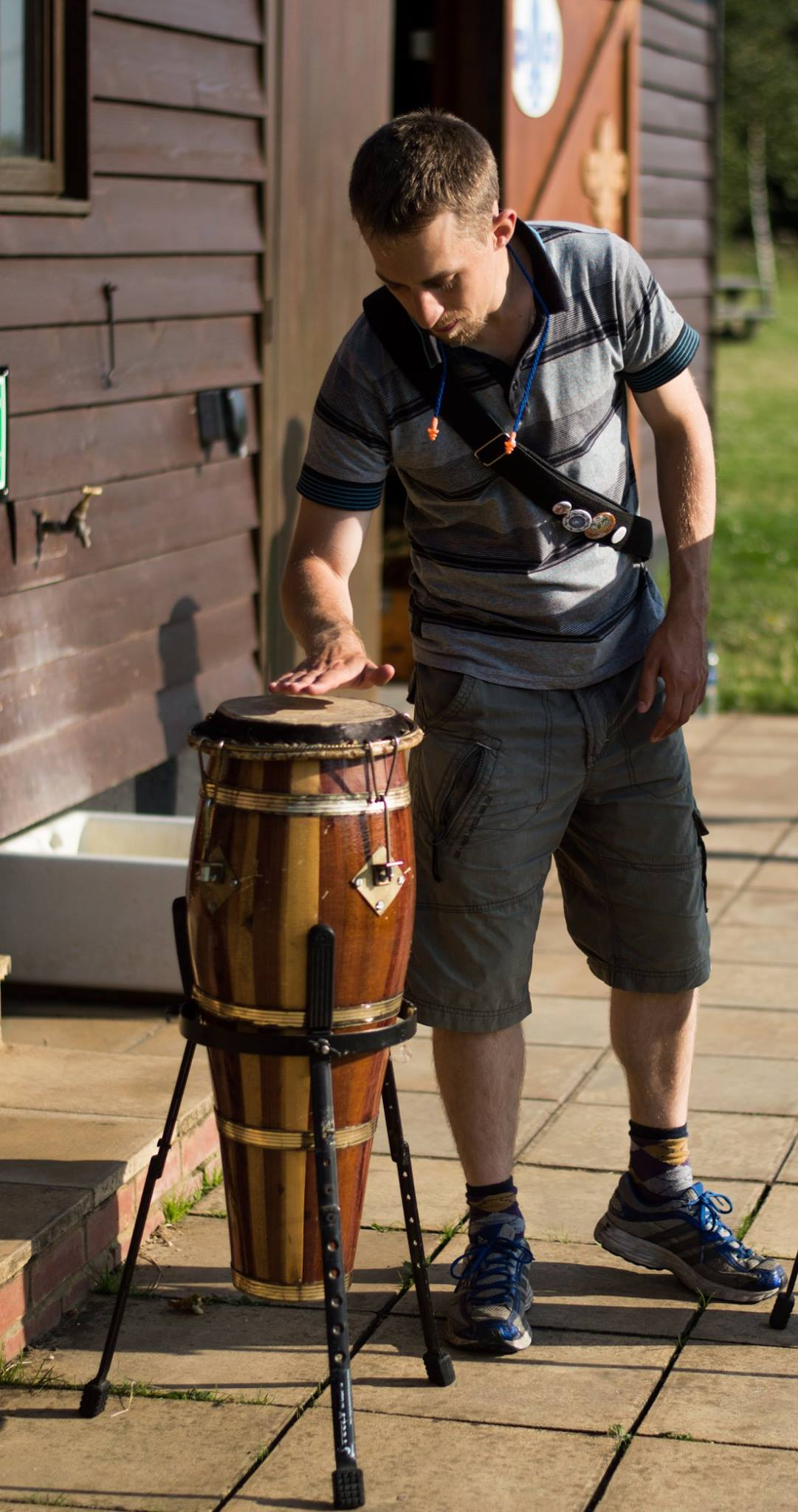 Learn Atabaque drums