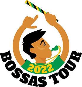 Bossas Tour 2022 logo