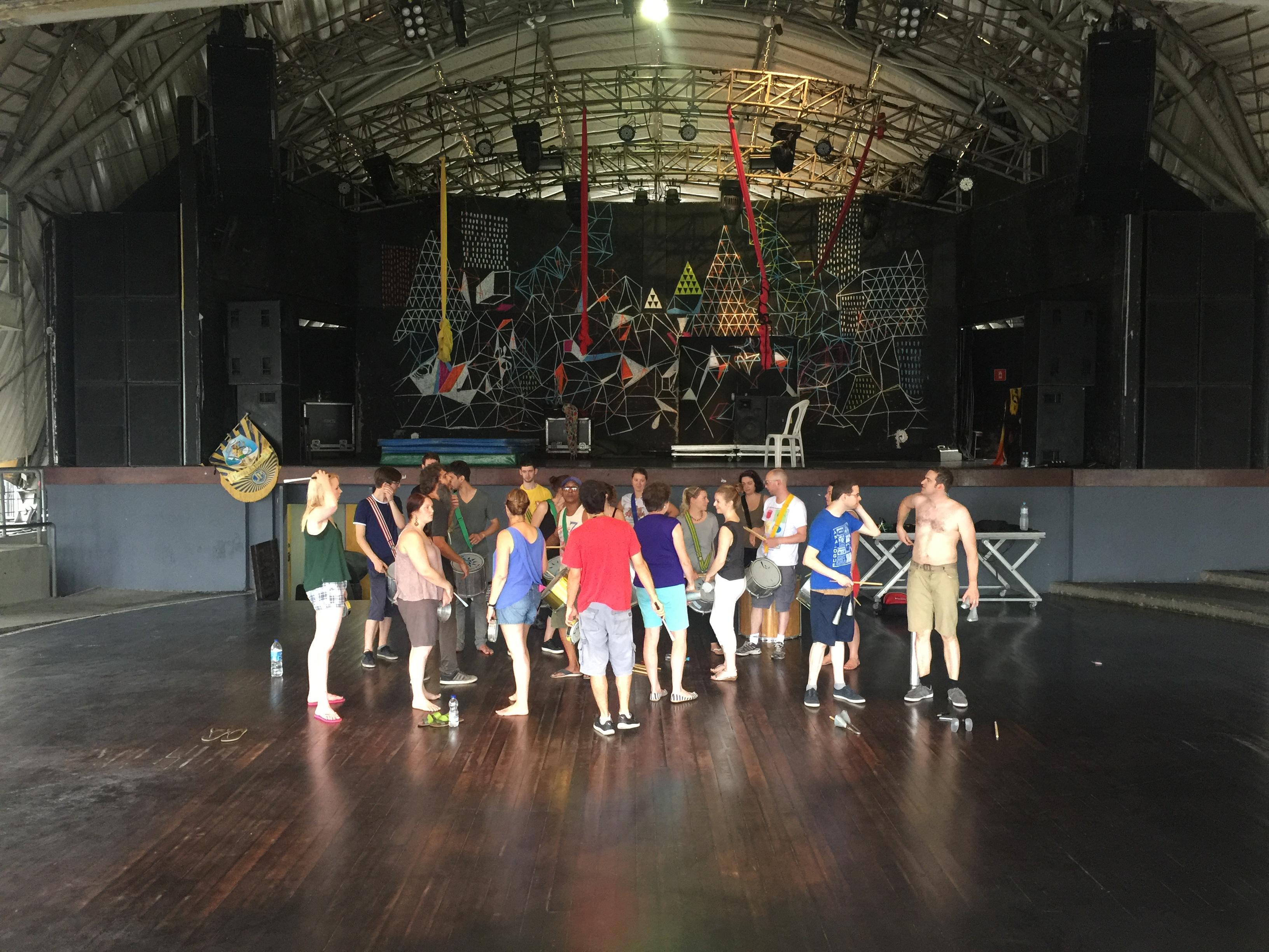 Du Rio at Circo Voador