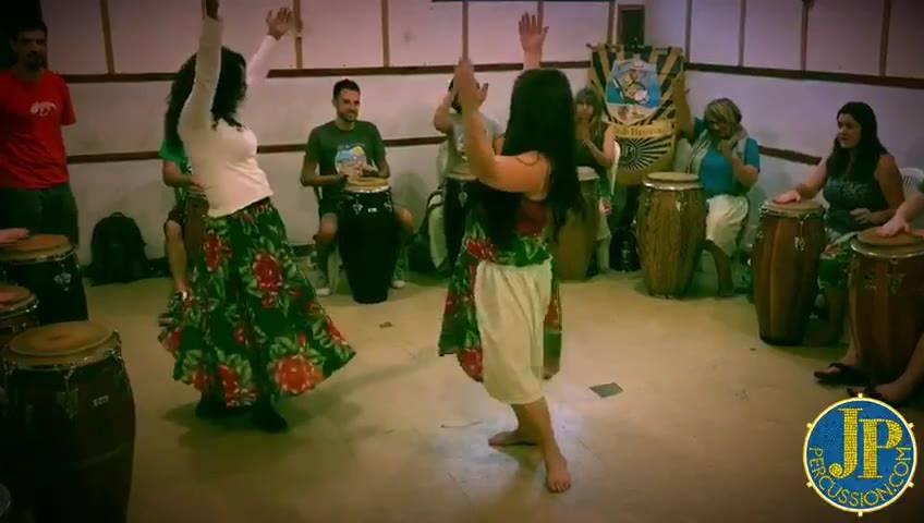 Percussion, song and dance workshop with Jongo  da Serrinha  Escola de Bateria Rio 2017  #edbrio2017  Join us in 2018. Register your interest by 4 Nov and get £50 off. jppercussion.com/rio-de-janeiro
