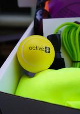 Equipment to keep kids active