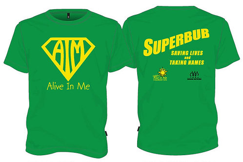 Dry Fit AIM Superhero Tee