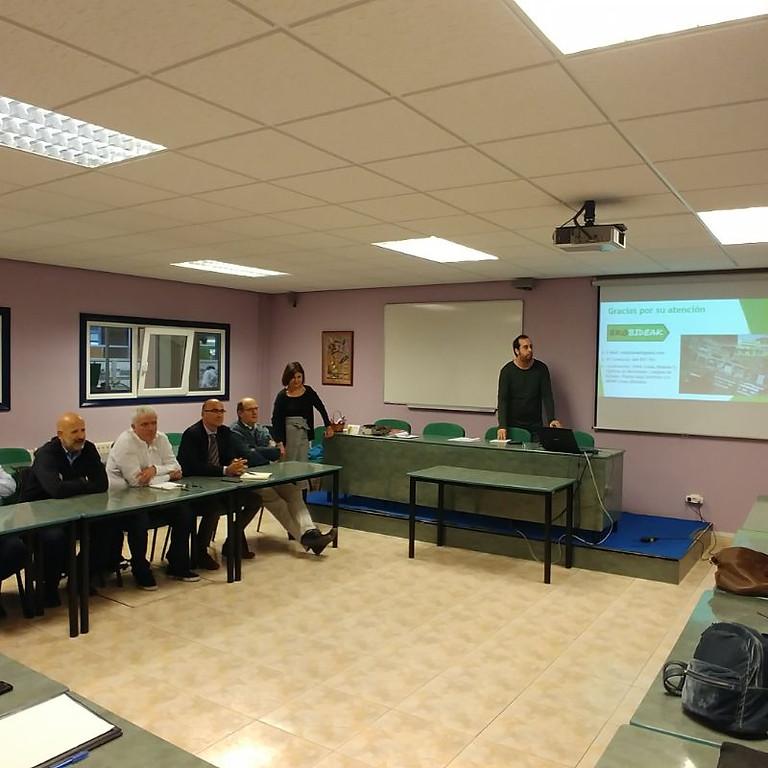 II Encuentro de Cooperativas Pequeñas de Bizkaia.