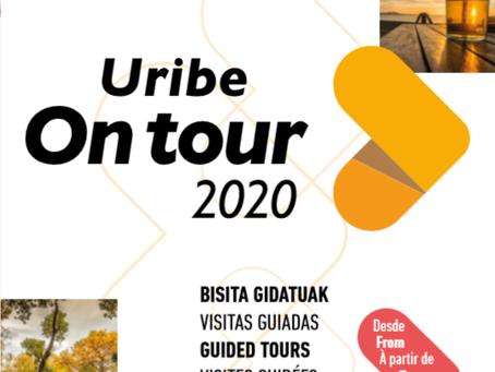 Actividades Verano 2020: Uribe on Tour, Bizi&Visit Urdaibai y Getxo