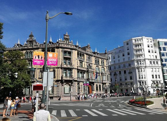 Bilbao GeoMonumental Gran Vía