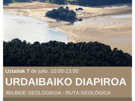 Itinerarios geológicos en Urdaibai: Busturia