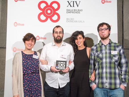 Premio Baldosa de Bilbao: un més después