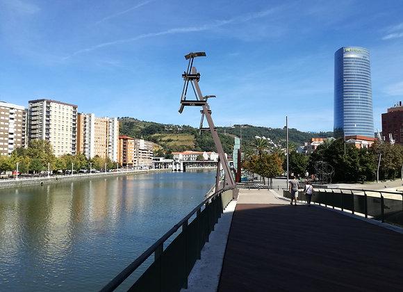 La historia geológica de la Ría de Bilbao