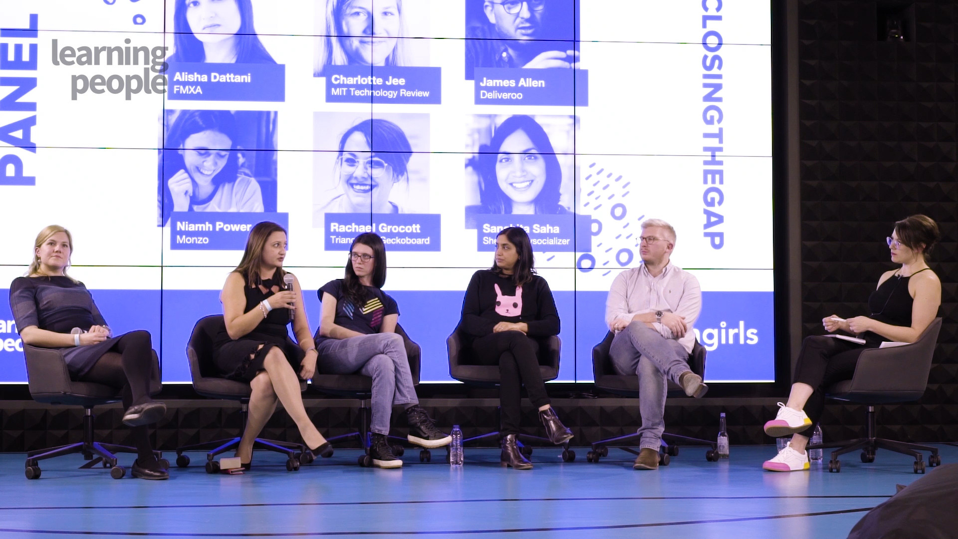 Women in Tech Highlight Video V2 GRADED
