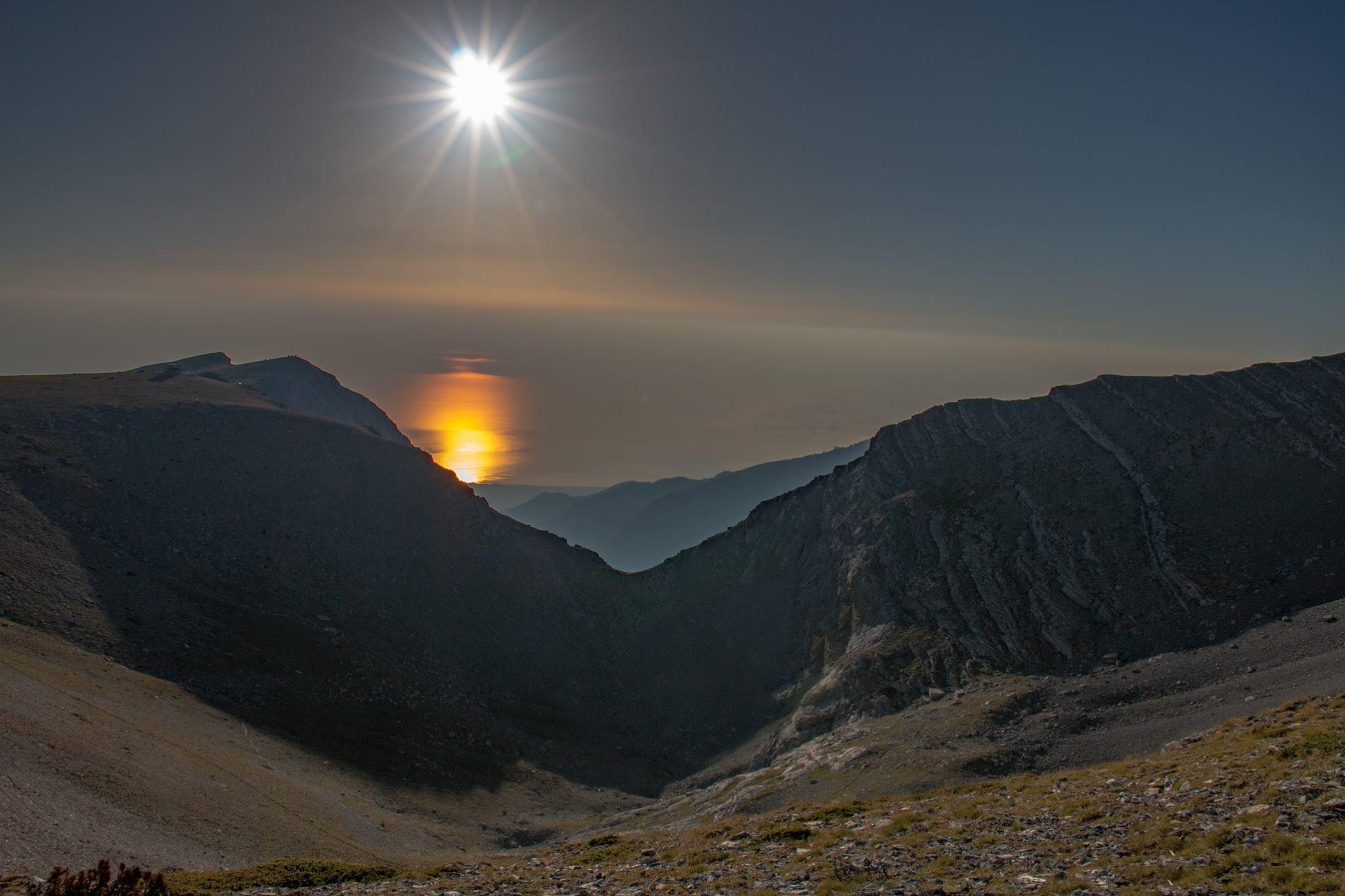 Olympus tour- M. Plateau & summit Mytika
