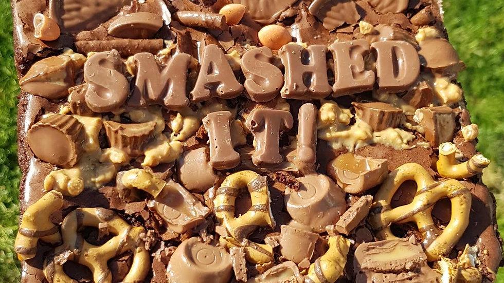 Custom Mixed Loaded Brownie