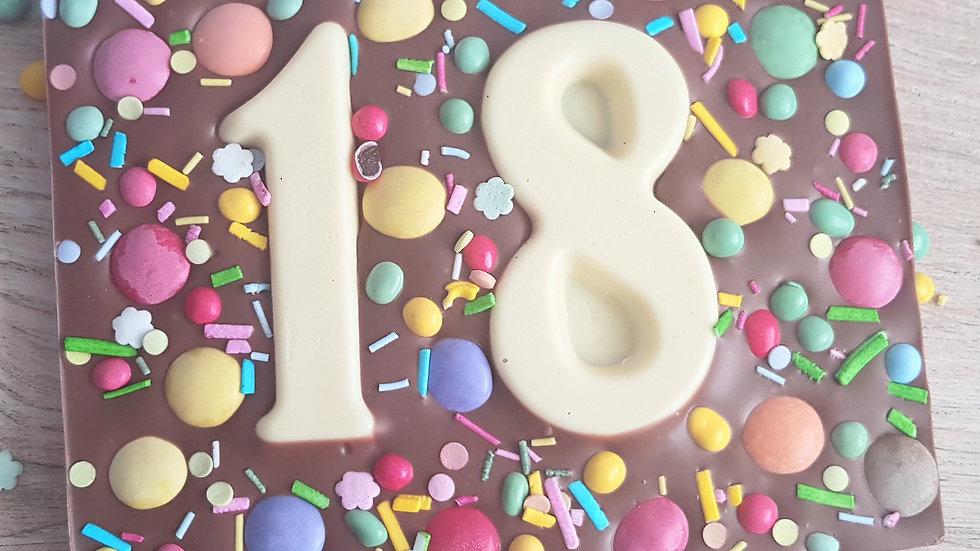 Number Bar