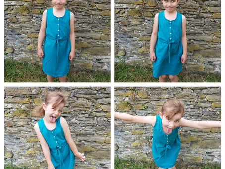 The Mini Southport Dress by True Bias