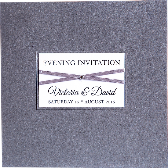 Grace Evening Invitation