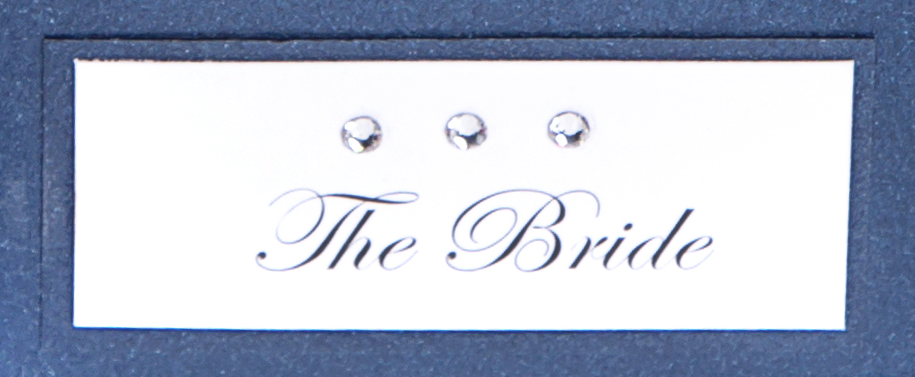 Buckles Place Card