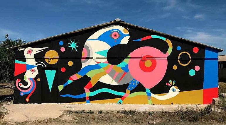 """OLTRE 350 OPERE DI STREET ART IN """"GOOGLE ART & CULTURE"""