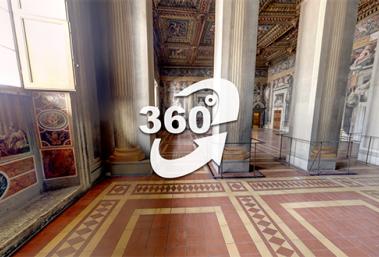 Sala dei Chiaroscuri