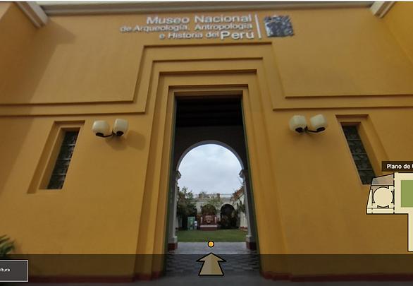 Museo Nacional de Arqueología, Antropología e Historia