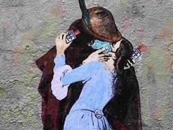 LA STREET ART ISPIRATA AL CORONAVIRUS