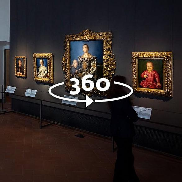 La Sala delle Dinastie e le Sale del Cinquecento veneziano
