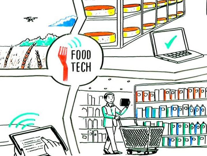 LE STARTUP DEL FOOD TECH