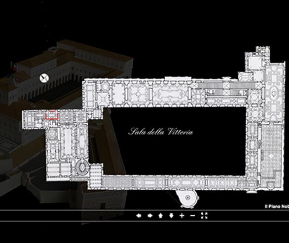 Il piano nobile del Quirinale