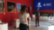CAMPANIA EXPERIENCE: SUOI TESORI IN REALTÀ AUMENTATA A MILANO