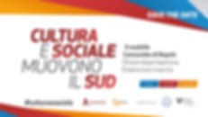 CULTURA E SOCIALE MUOVONO IL SUD