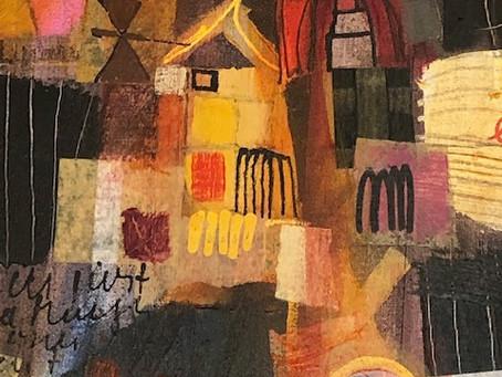 Plongée dans la peinture de Micha Tauber