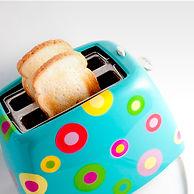 カラフルなトースター
