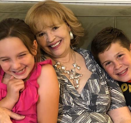 Janet & grandchildren.jpg