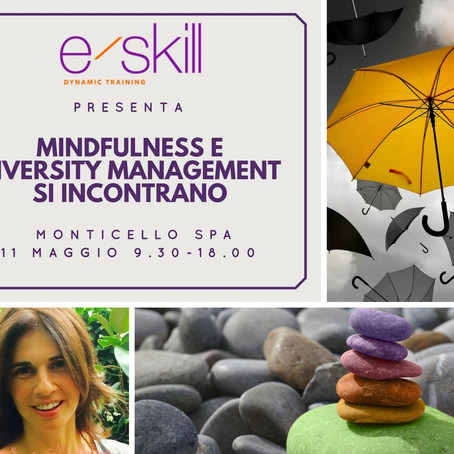 Mindfulness & Diversity Management si incontrano