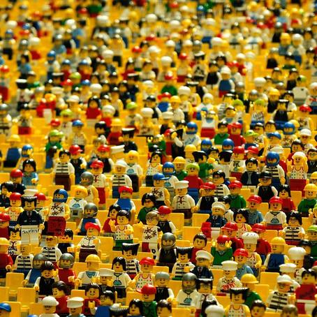 Lego® Serious Play®, facilitare i processi con dei mattoncini.