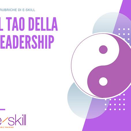 Rubrica Il tao della leadership: Tao n° 9